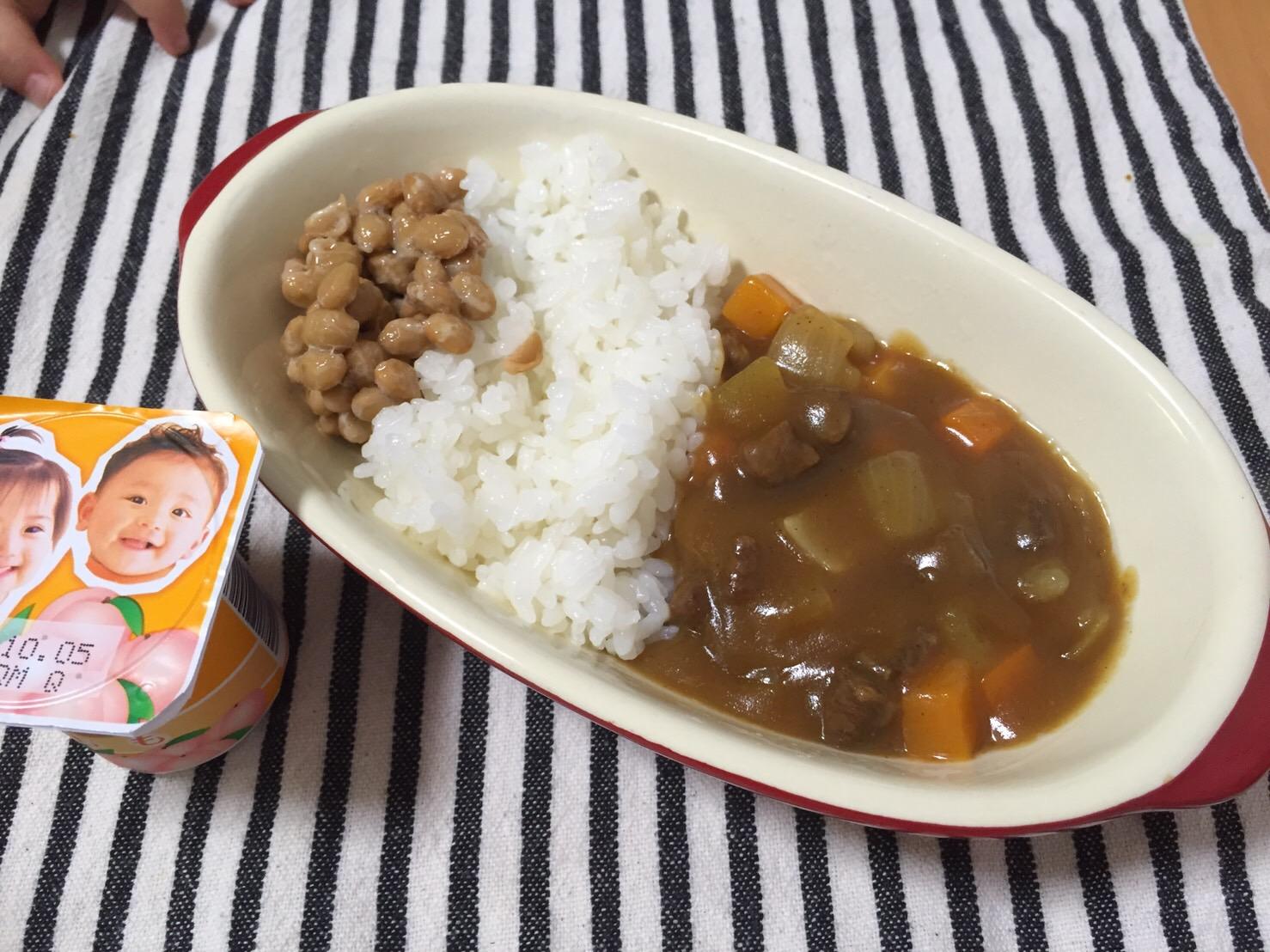 納豆カレーの離乳食.jpeg